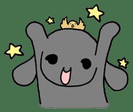 rabbit Woo-tan sticker #116527