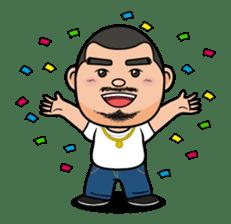 GO!GO! RIKKUN sticker #116600