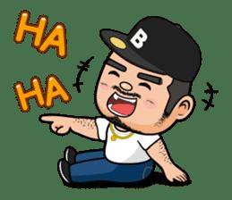 GO!GO! RIKKUN sticker #116603