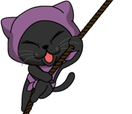 NINJA Nyankko sticker #116913