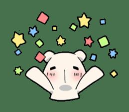Heronkuma sticker #117079