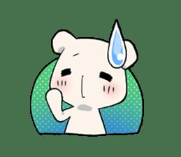 Heronkuma sticker #117080