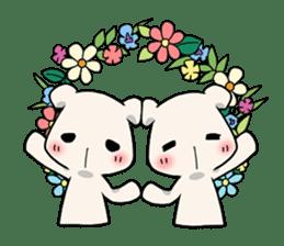 Heronkuma sticker #117092