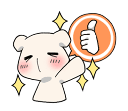 Heronkuma sticker #117094