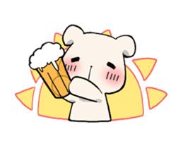 Heronkuma sticker #117102