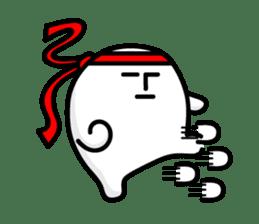 Shirokuro-san sticker #117308