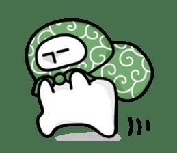 Shirokuro-san sticker #117335