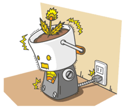Every day of bucket and pleasant friends sticker #117346