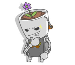 Every day of bucket and pleasant friends sticker #117358