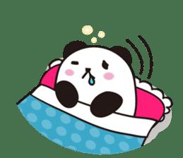marukko panda sticker #117970