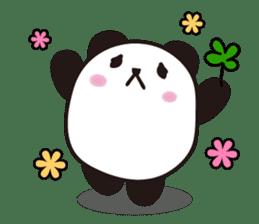 marukko panda sticker #117981