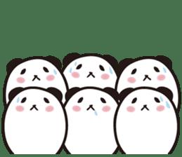 marukko panda sticker #117983