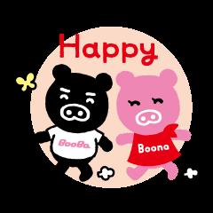 BooBo&Boona