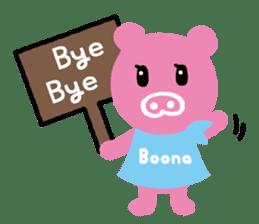 BooBo&Boona sticker #118179