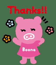 BooBo&Boona sticker #118184
