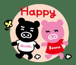 BooBo&Boona sticker #118194