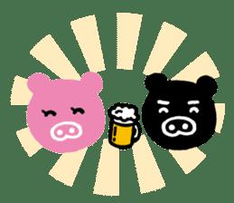 BooBo&Boona sticker #118198