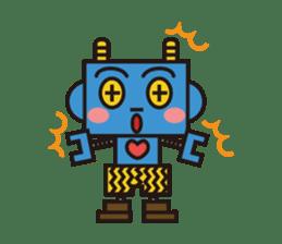 onirobo sticker #118213