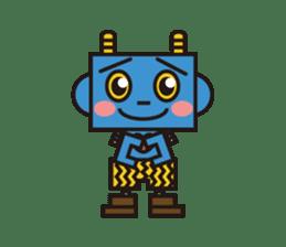 onirobo sticker #118219