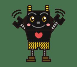 onirobo sticker #118221