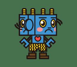 onirobo sticker #118231