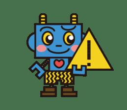 onirobo sticker #118237
