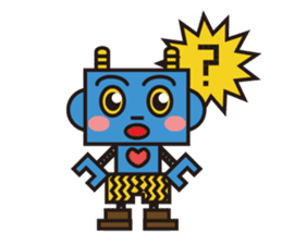 onirobo sticker #118238
