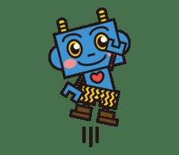 onirobo sticker #118242
