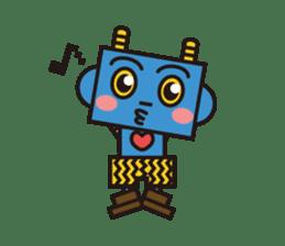 onirobo sticker #118243