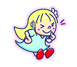 Maymoyumarry(English version) sticker #118288