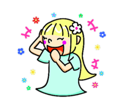 Maymoyumarry(English version) sticker #118289