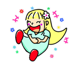 Maymoyumarry(English version) sticker #118319