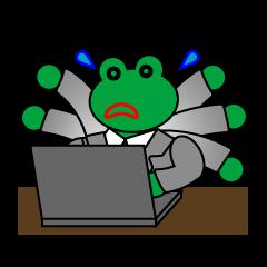 Frog Worker Vol.2