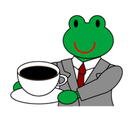 Frog Worker Vol.2 sticker #118648