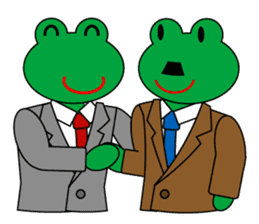 Frog Worker Vol.2 sticker #118671