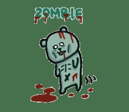 Roger the polar bear sticker #118965