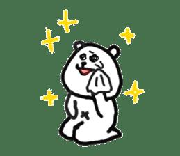 Roger the polar bear sticker #118973