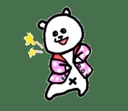 Roger the polar bear sticker #118978