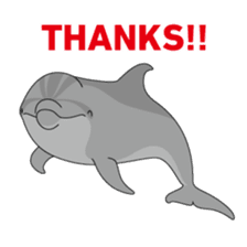 Whales&Dolphins sticker #119117