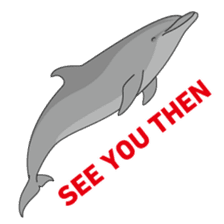 Whales&Dolphins sticker #119123