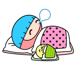 Kawaii! Arushiko-chan sticker #119154