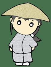 Ninja Girl - Shinorin! sticker #119404