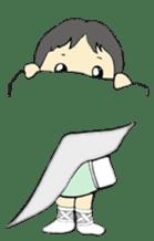 Ninja Girl - Shinorin! sticker #119406