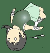 Ninja Girl - Shinorin! sticker #119407