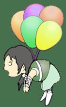 Ninja Girl - Shinorin! sticker #119408