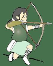 Ninja Girl - Shinorin! sticker #119413