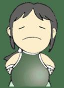Ninja Girl - Shinorin! sticker #119417