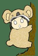 Ninja Girl - Shinorin! sticker #119428