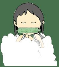 Ninja Girl - Shinorin! sticker #119429