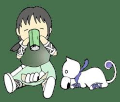 Ninja Girl - Shinorin! sticker #119435